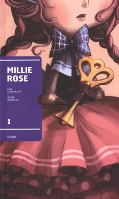 Mille Rose - Lili Chartrand éditions Druide
