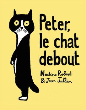 Peter, le chat debout (Comme des géants)