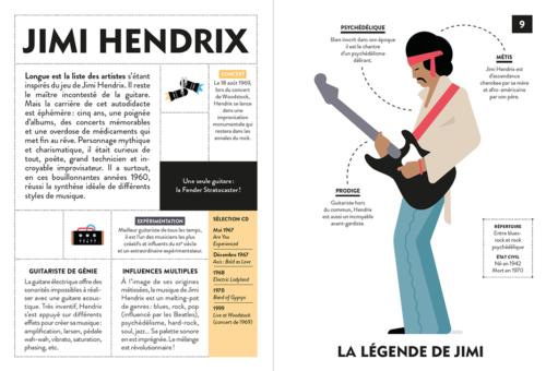 BAM ! - Jimi Hendrix - Gallimard jeunesse